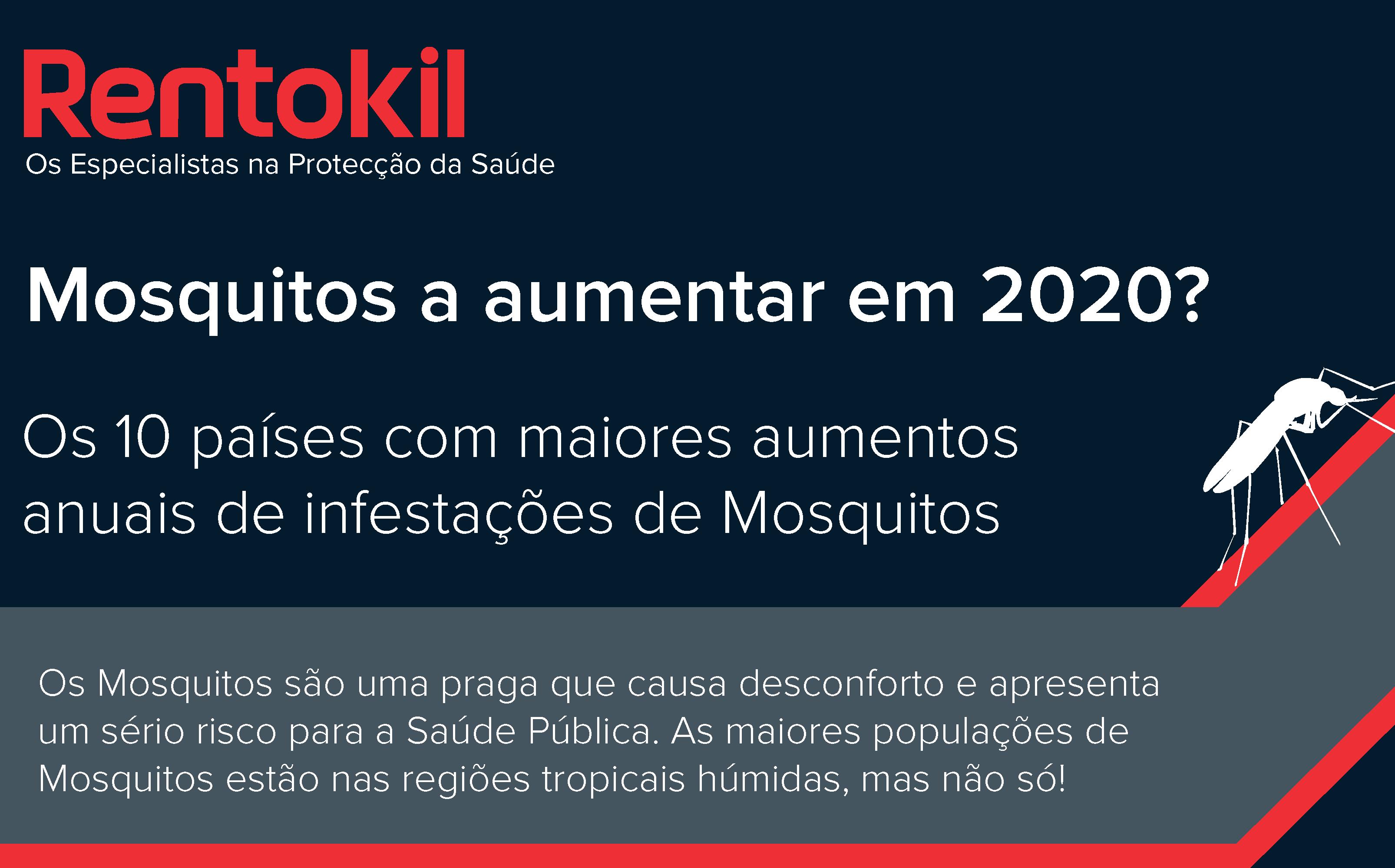 Infografia Mosquitos