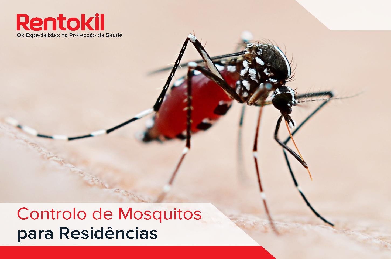 Rentokil_Controlo de Mosquitos para Residências